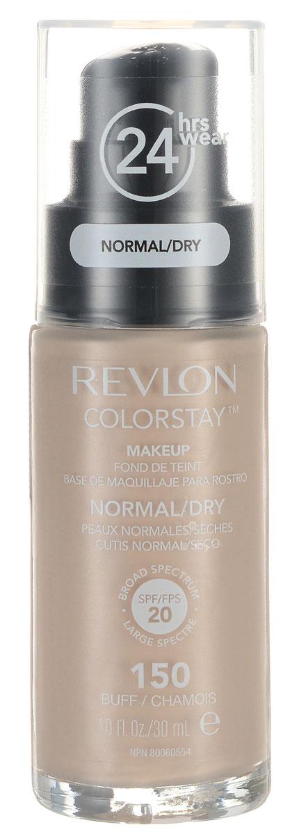 Revlon Тональный Крем для Норм-Сух Кожи Colorstay Makeup For Normal-Dry Skin Buff 150 30 мл