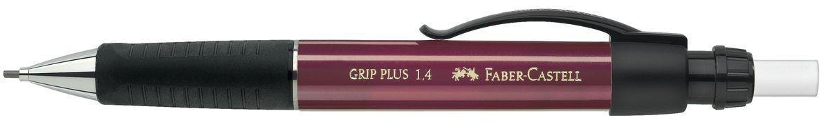 Faber-Castell Карандаш механический Grip Plus цвет корпуса красный 131431 faber castell карандаш механический grip plus цвет корпуса темно зеленый 130700