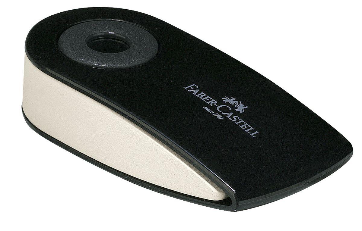 Faber-Castell Ластик Sleeve цвет черный цены онлайн