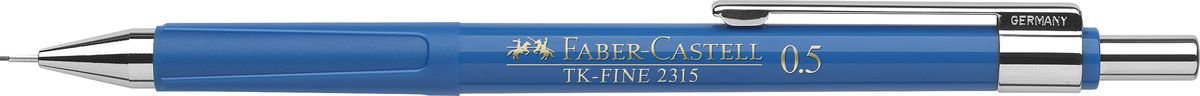 Faber-Castell Карандаш механический TK-Fine цвет корпуса синий 231551