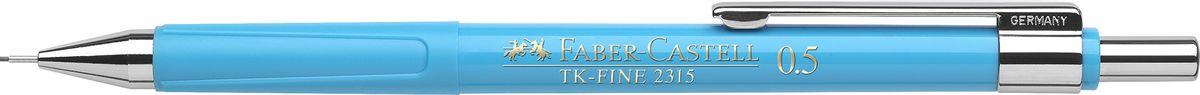 Faber-Castell Карандаш механический TK-Fine цвет корпуса голубой 231552 цены онлайн