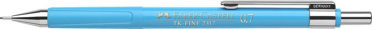 Faber-Castell Карандаш механический TK-Fine цвет корпуса голубой 231752