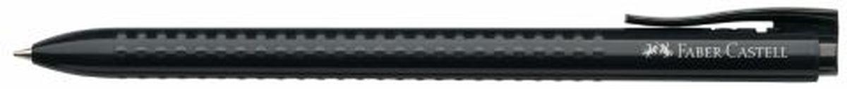 Faber-Castell Ручка шариковая Grip 2022 цвет корпуса черный faber castell 114464 водорастворимый цветной свинцовый цветной карандаш цветной свинец 24 цветный костюм подарочная ручка
