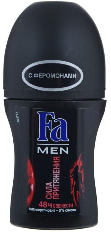 FA MENДезодорант роликовый Сила Притяжения, 50 мл Fa
