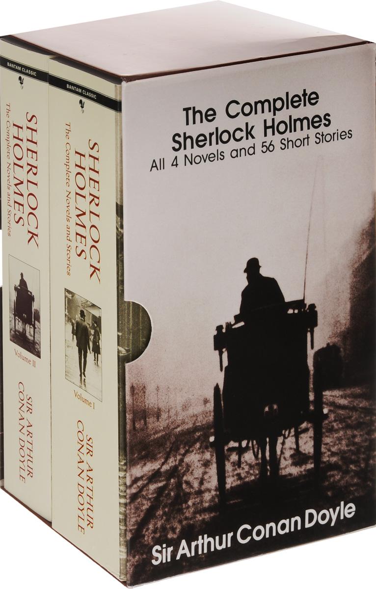 Sherlock Holmes (комплект из 2 книг)