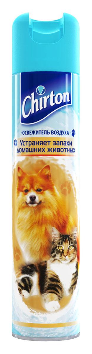 Освежитель воздуха Chirton, от запаха животных, 300 мл barum bd22 315 80r22 5 154 150m tl