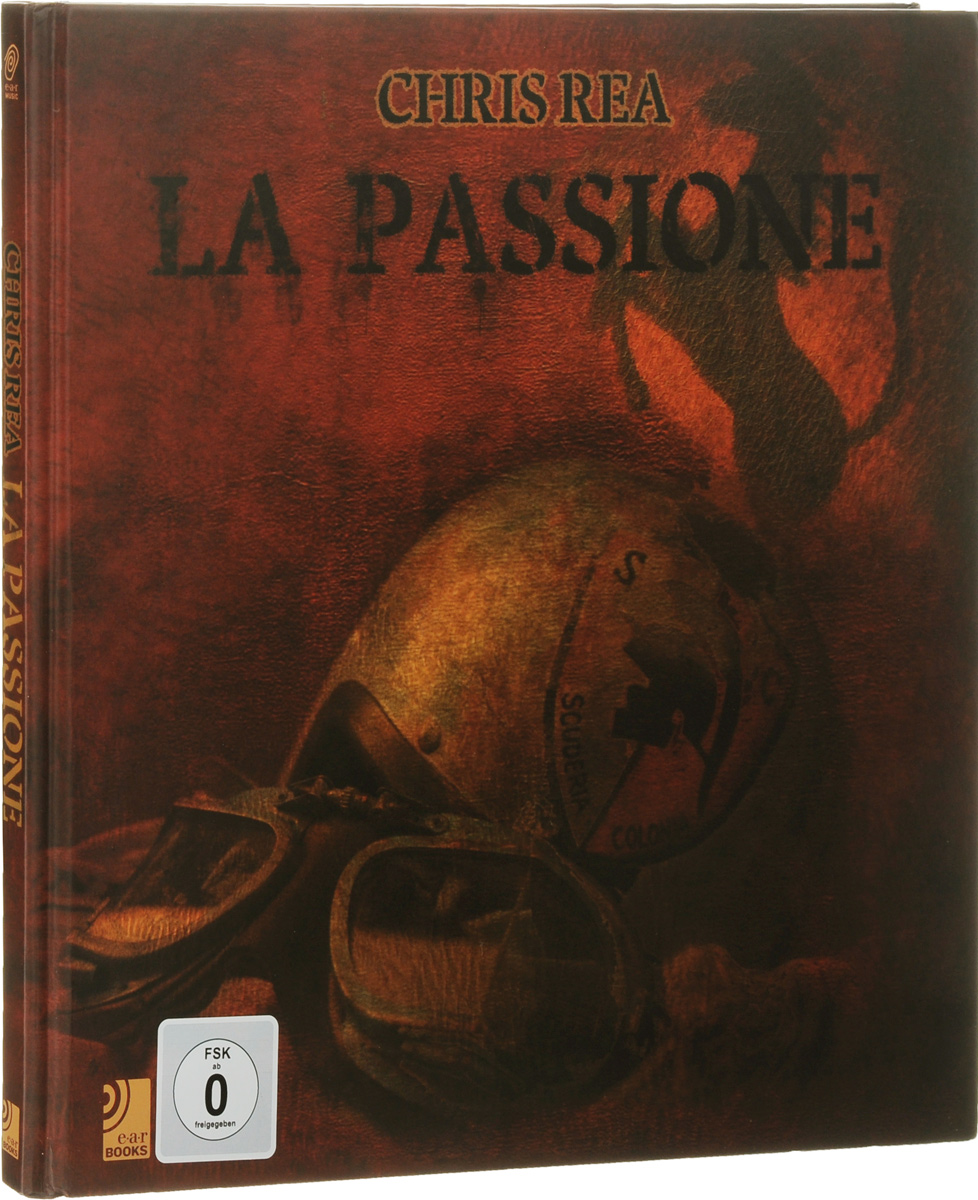 Крис Ри Chris Rea. La Passione (2 CD + 2 DVD) dvd