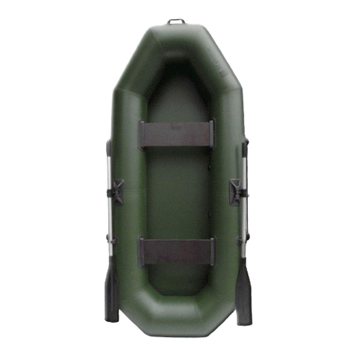 Лодка надувная Муссон S 262, цвет: зеленый