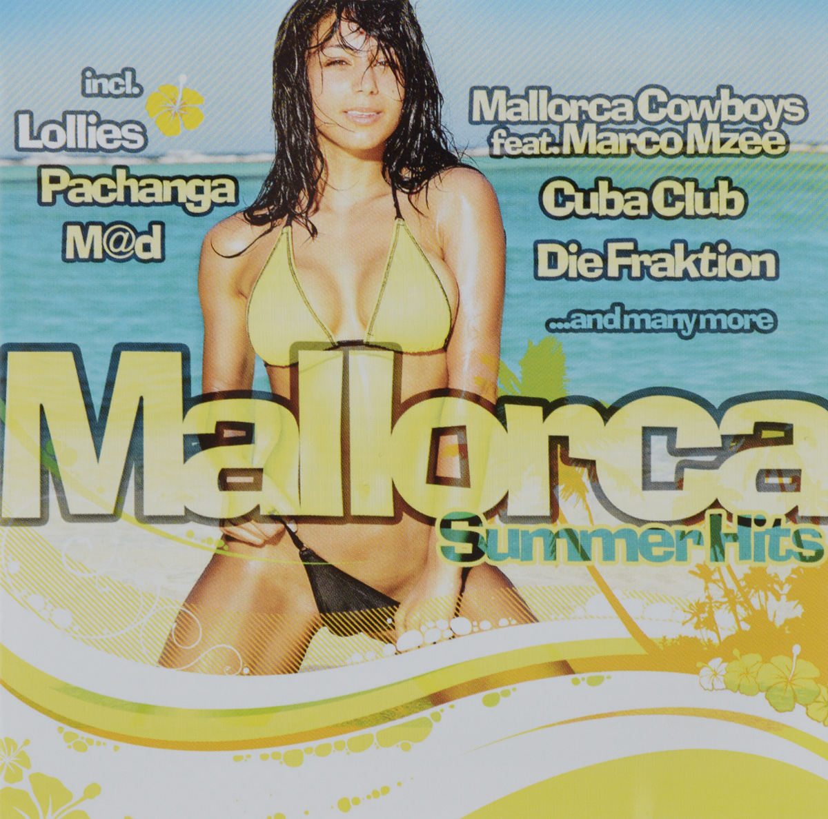 Mallorca Summer Hits (2 CD) slade wall of hits cd