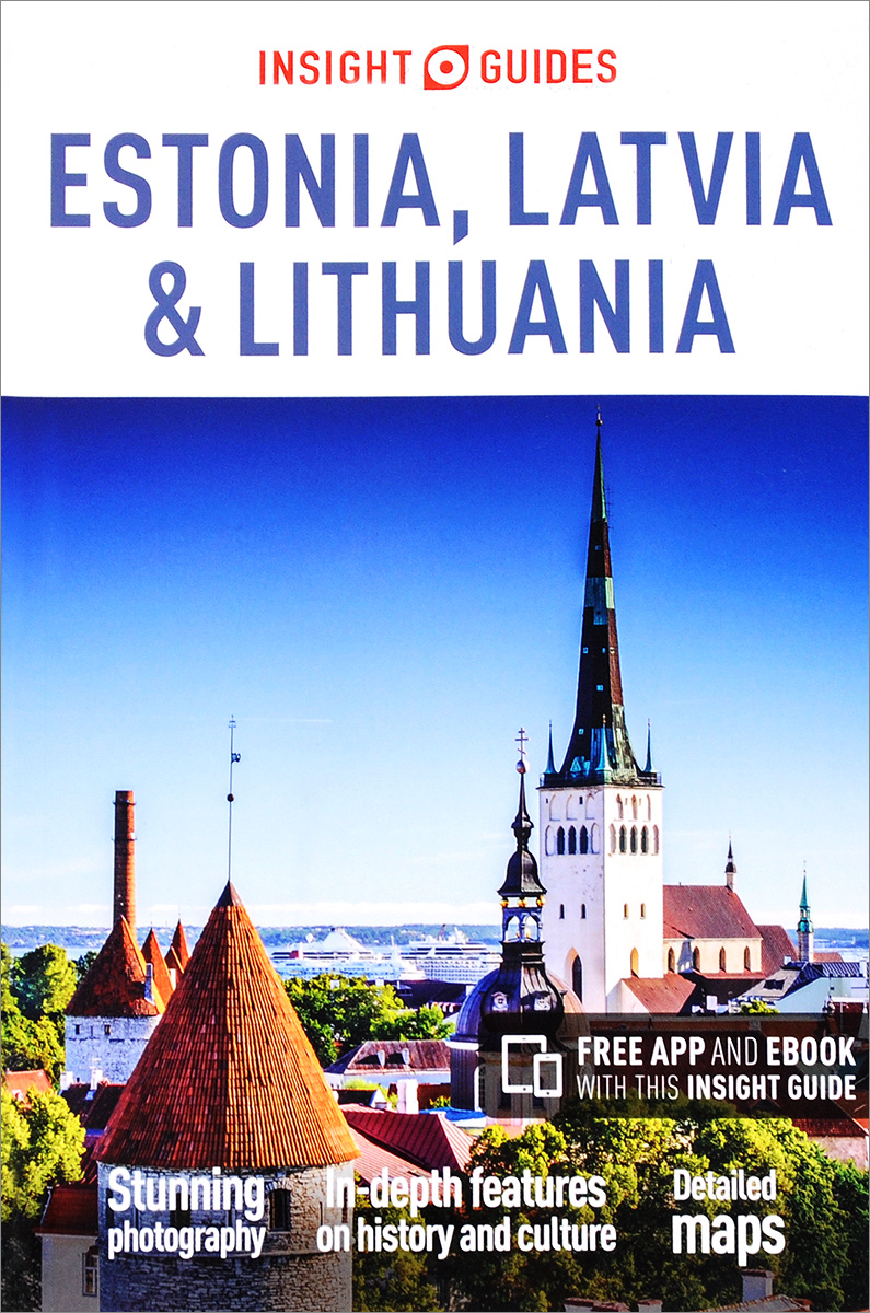 Insight Guides: Estonia, Latvia & Lithuania