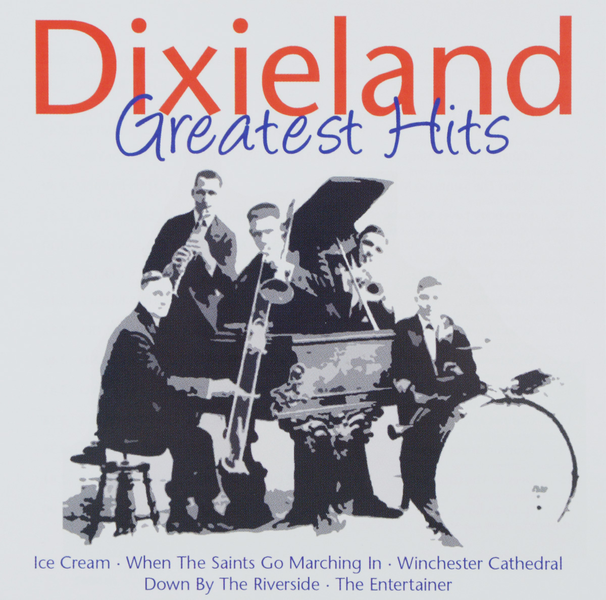 Крис Барбер Dixieland Greatest Hits (2 CD) slade wall of hits cd