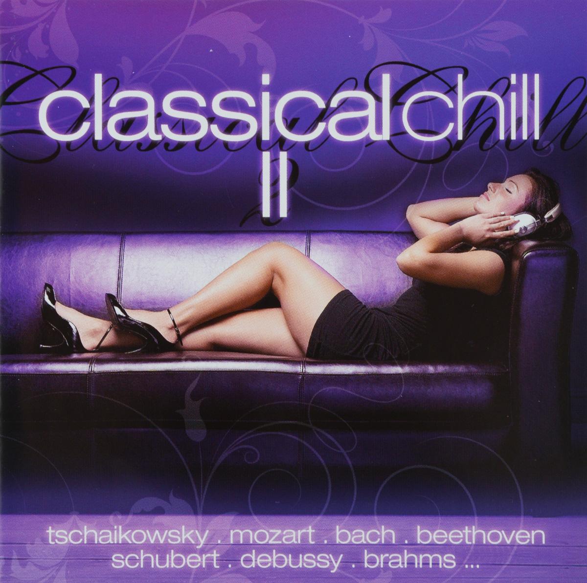 лучшая цена Classical Chill II (2 CD)