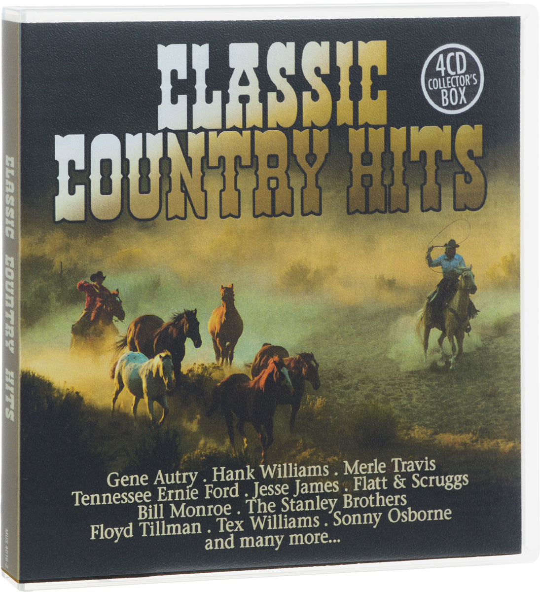 Classic Country Hits! (4 CD) instrumental hits 4 cd