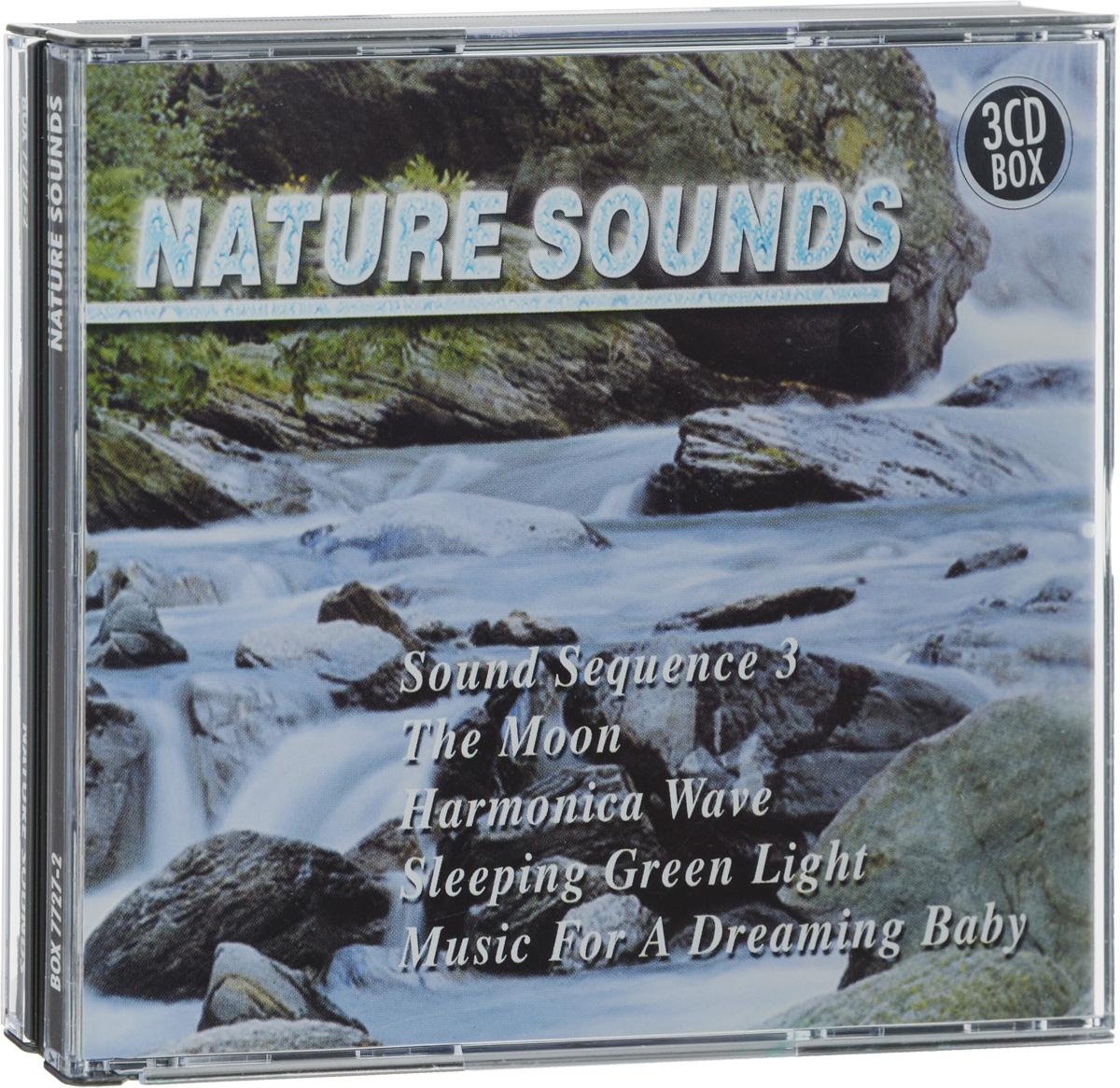 Nature Sounds (3 CD) цена 2017