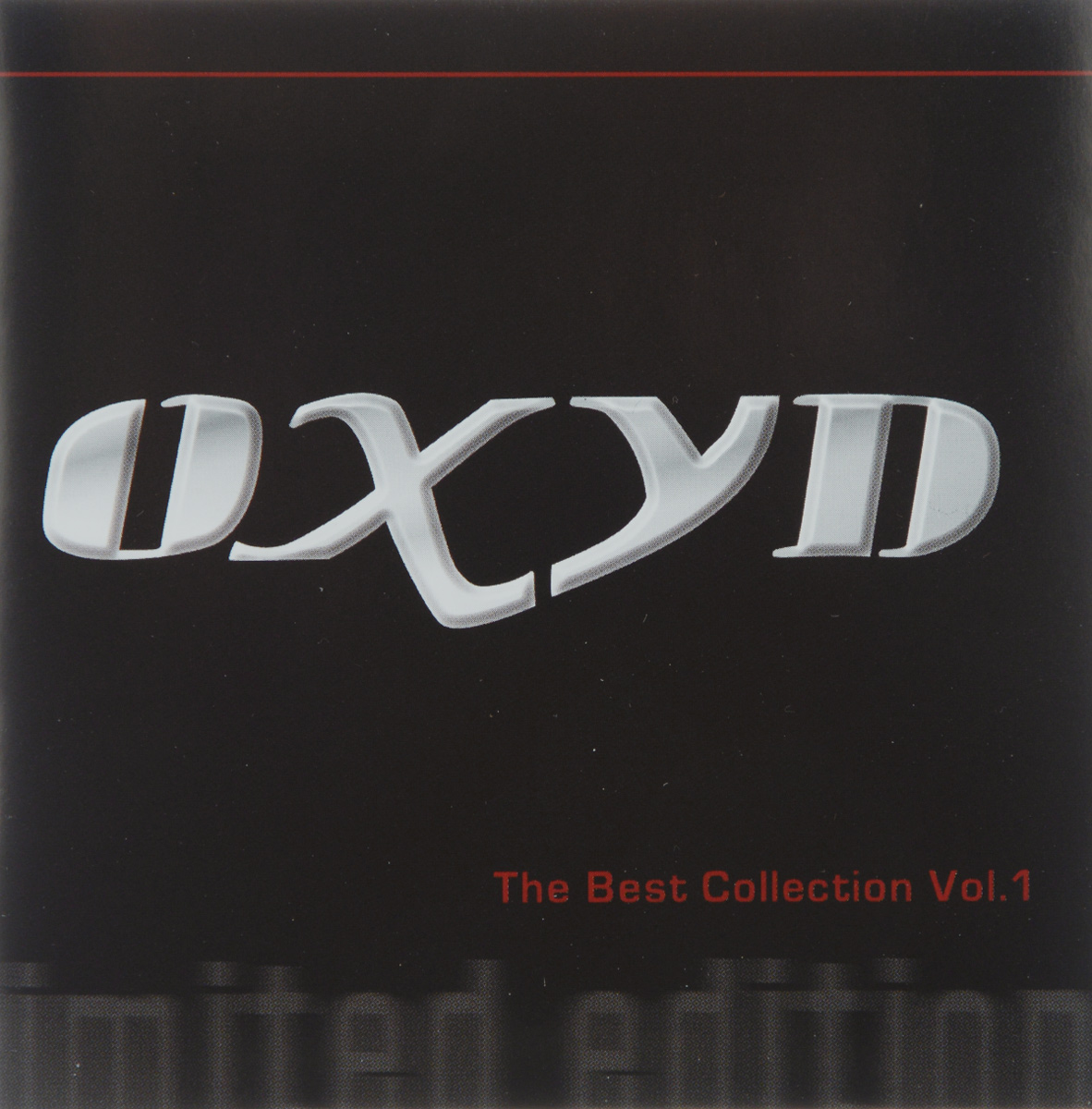 Oxyd. The Best Collection. Volume 1. Limited Edition toiletpaper diamond collection limited edition