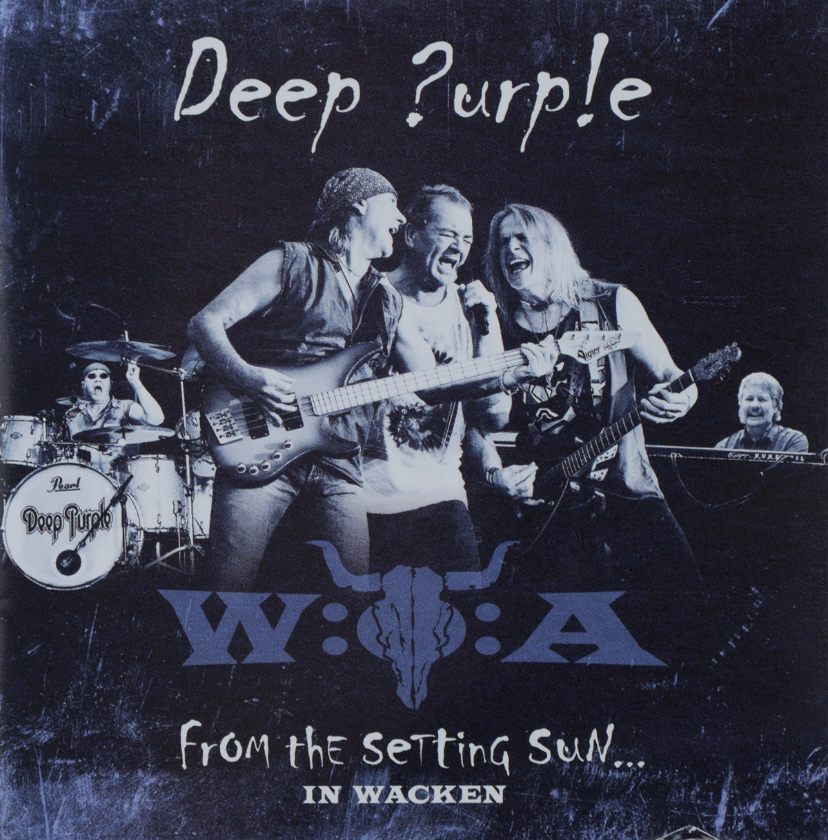 Deep Purple Deep Purple. From The Setting Sun… In Wacken (2 CD) cd deep purple infinite