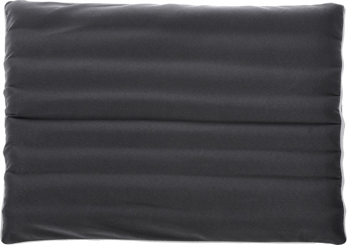Подушка на автомобильное сиденье Smart Textile Гемо-комфорт авто, с чехлом, наполнитель: лузга гречихи, 40 х 50 см аксессуар подушки на ремень безопасности smart textile автоуют детский совушка