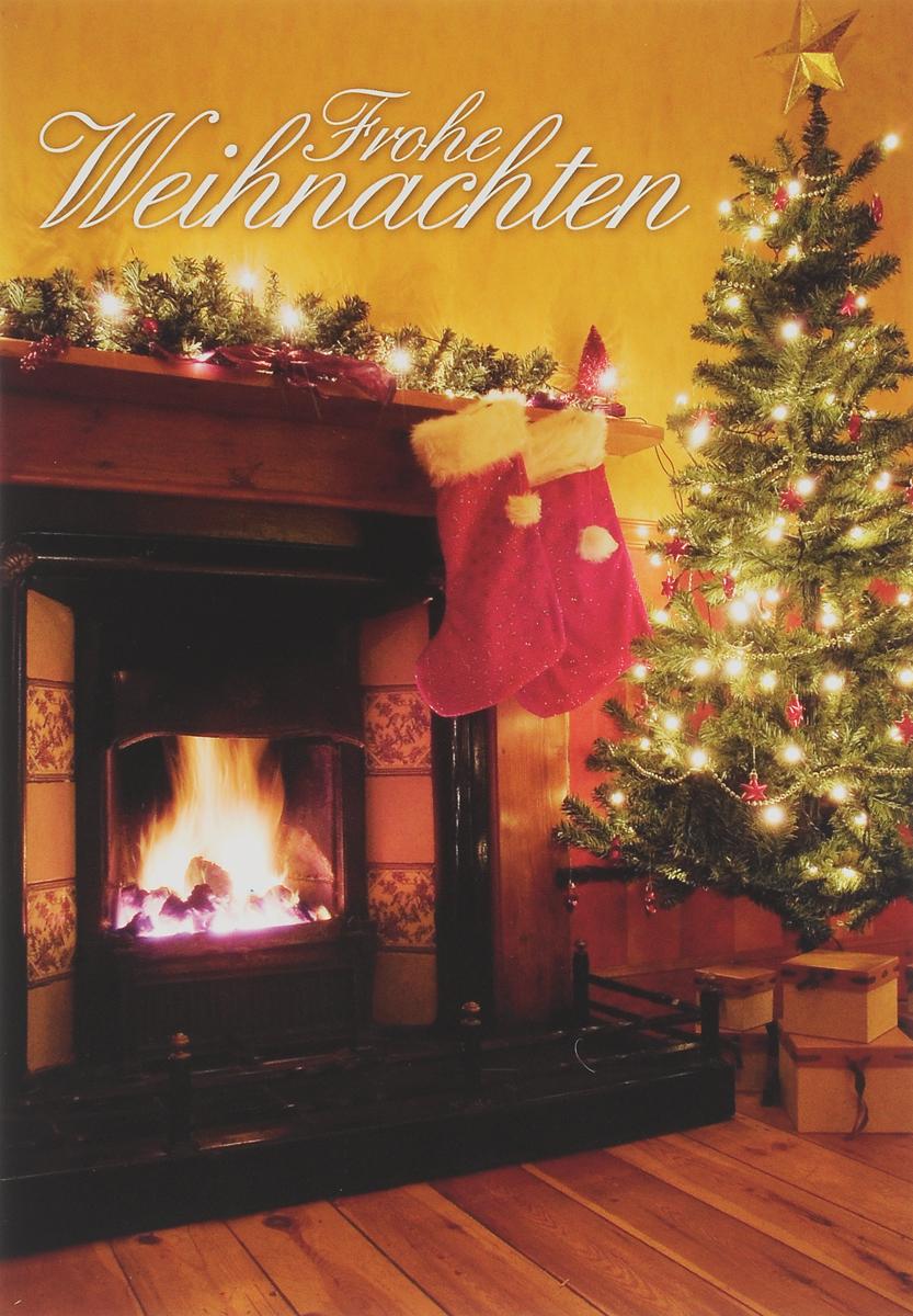 Weihnachtsgedichte Von Wilhelm Busch.Die Schonsten Weihnachtsgedichte Cd открытка