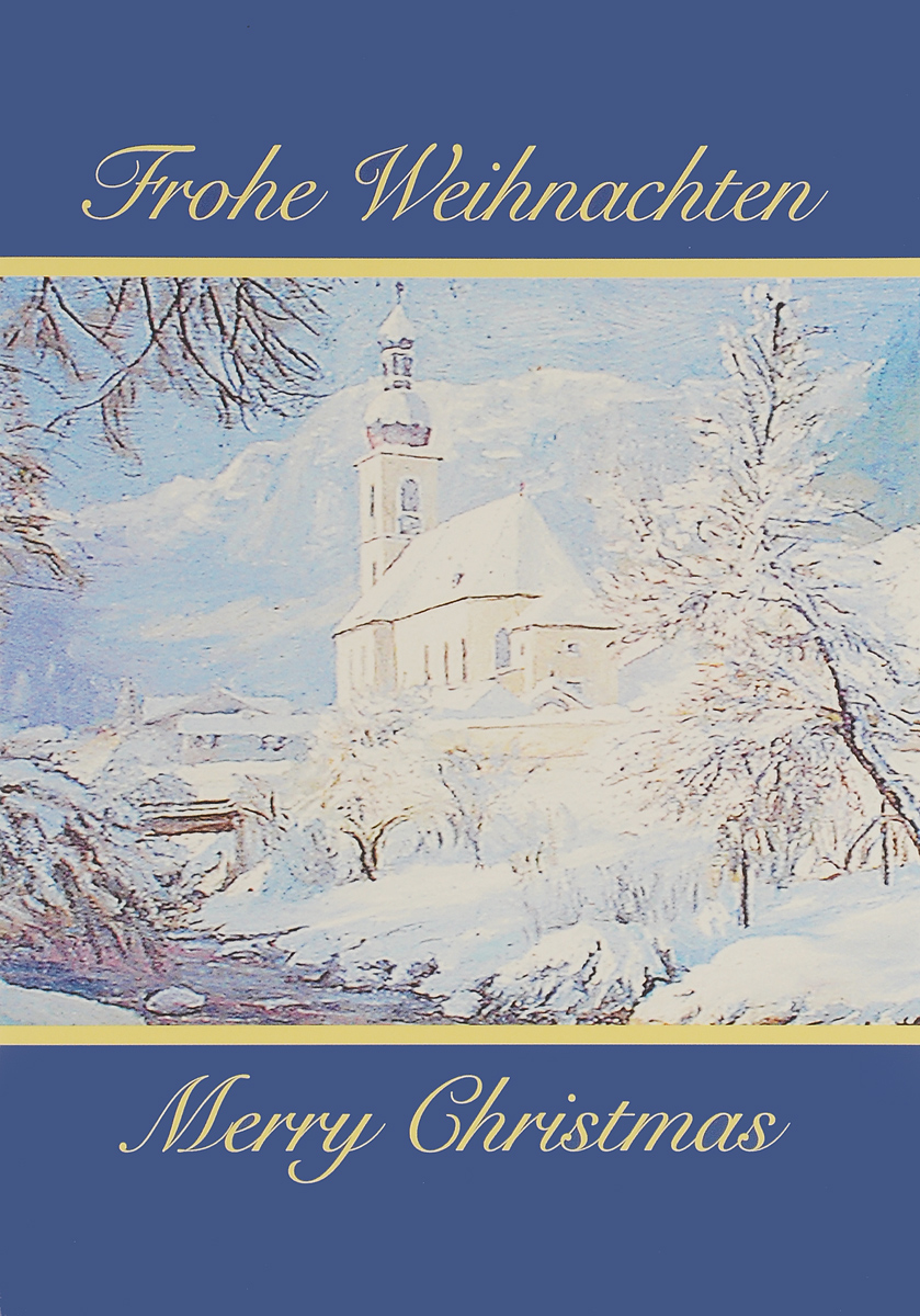 цена на Johann Sebastian Bach. Classical Christmas Highlights (CD + открытка)