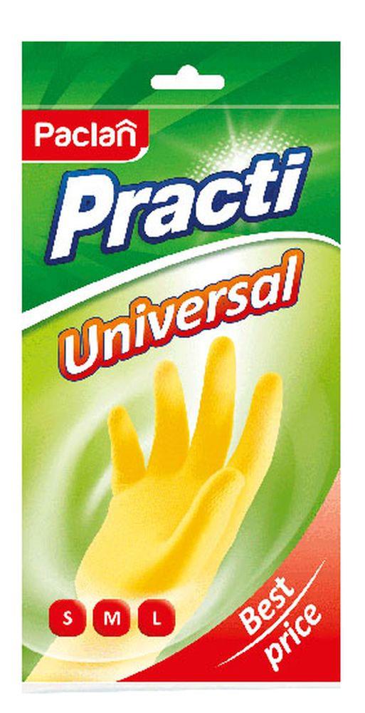 Перчатки хозяйственные Paclan