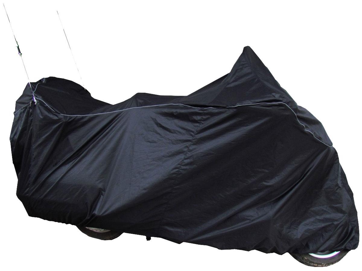 Чехол AG-brand для мотоцикла Honda GL1800 Gold Wing, цвет: черный