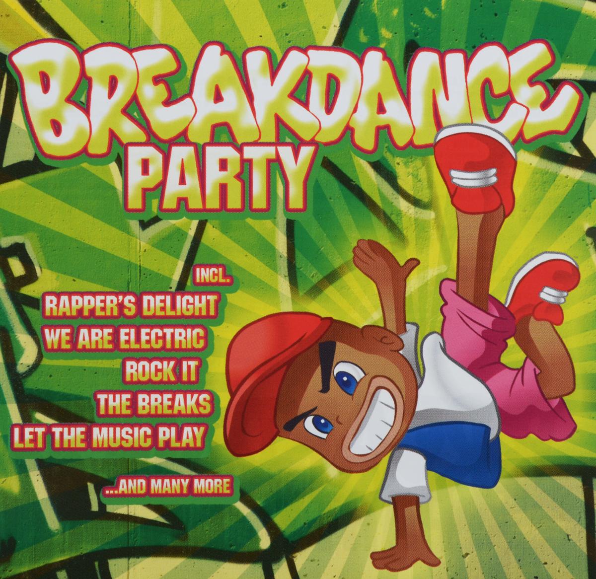 MC Platinum,Mr. Bass,Engin,Danceteria,Lady Bass,Coolio,Tony B,Streetstyler,Captain Bass,Mic-Hustlers,Jamsonic,Air Lovers Breakdance Party (2 CD)