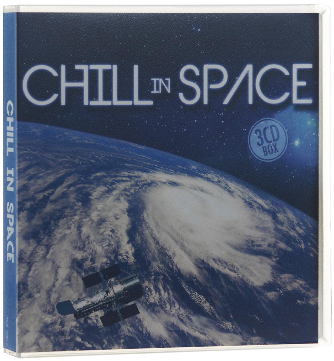 лучшая цена Chill In Space (3 CD)