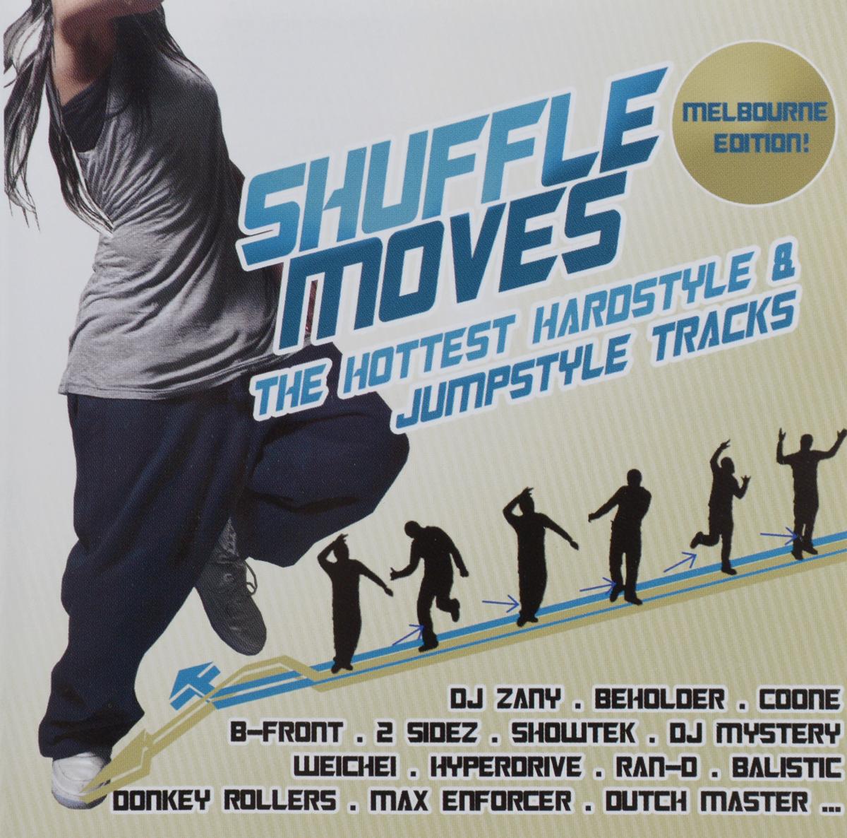 The Beholder,DJ Zany,Max Enforcer,Luna,Dutch Master,B-Front,Pulse,DJ Coone,Dizmaster,Donkey Rollers Shuffle Moves. The Hottest Hardstyle & Jumpstyle Tracks. Melbourne Edition (2 CD) цена