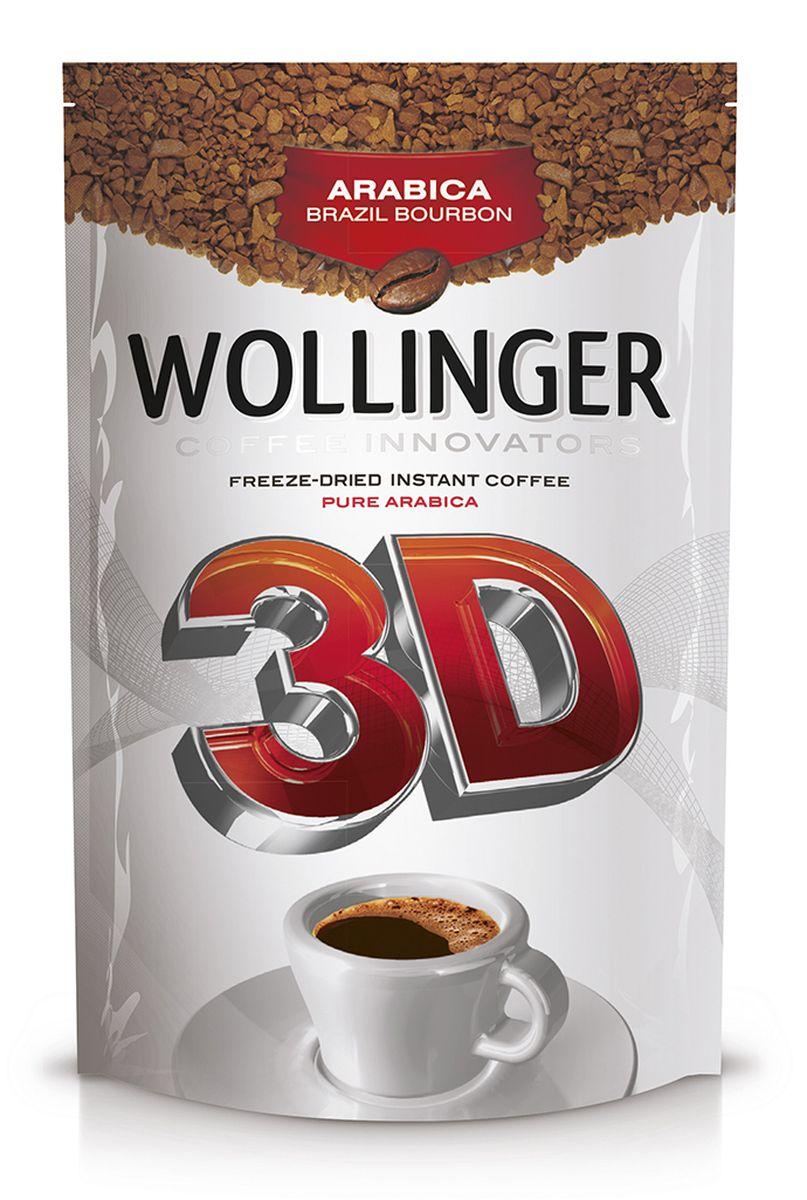 Wollinger кофе растворимый, 75 г wollinger кофе растворимый 75 г