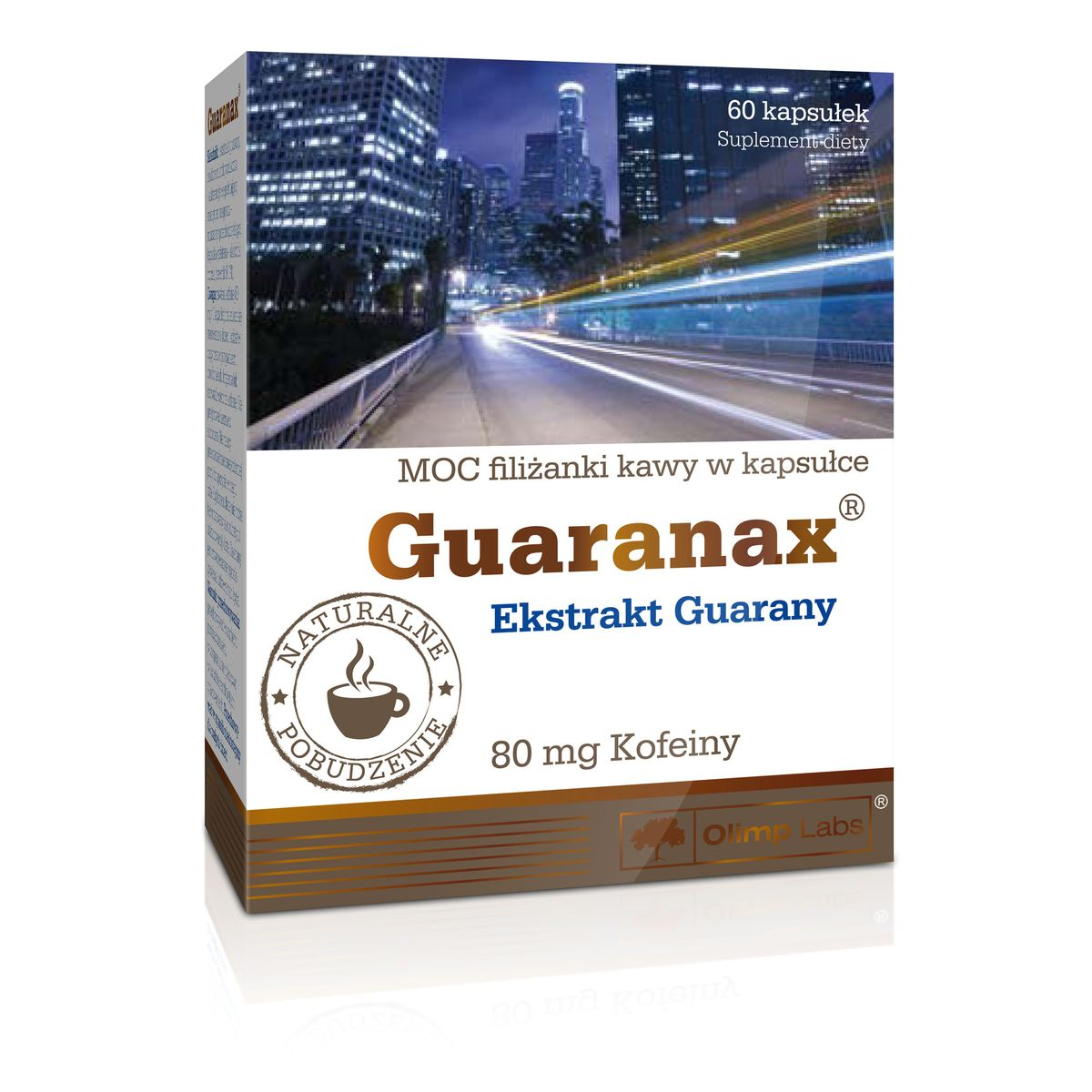 "Энергетик Olimp Sport Nutrition ""Guaranax"", 60 капсул"