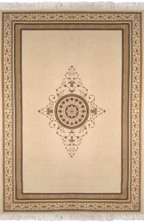 Ковер Oriental Weavers Кастл, цвет: светло-коричневый, 120 х 180 см. 92 W ковер oriental weavers леа цвет коричневый 120 х 180 см 14922