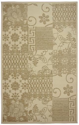 Ковер Oriental Weavers Дрим, цвет: оливковый, 120 см х 180 см. 5 W ковер oriental weavers леа цвет коричневый 120 х 180 см 14922
