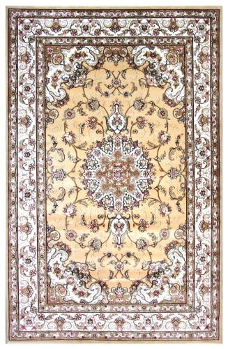 Ковер Oriental Weavers Мумбай, цвет: бежевый, 115 х 180 см. C002 ABY AA авиабилеты в мумбай