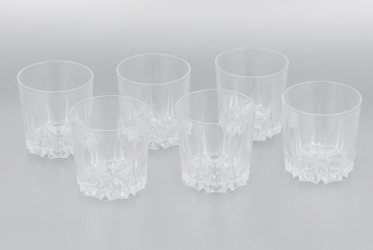 "Набор стаканов для виски Pasabahce ""Karat"", 300 мл, 6 шт"