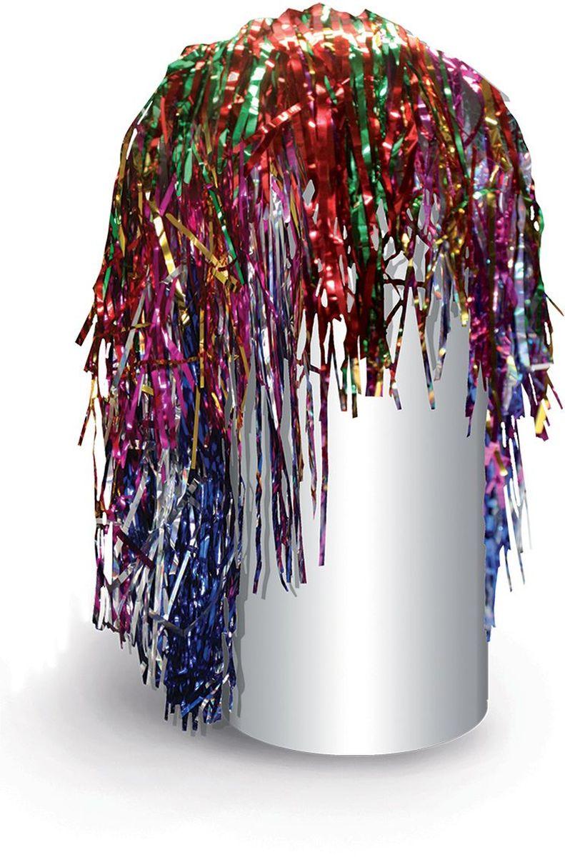 Фото - Partymania Маскарадный парик из дождика Веселый праздник цвет разноцветный парик косплей cosleader perucas sallei peluca wig 028a