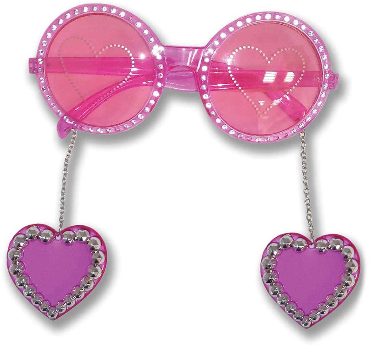 Partymania Очки для вечеринок Сердечки partymania очки для вечеринок губы