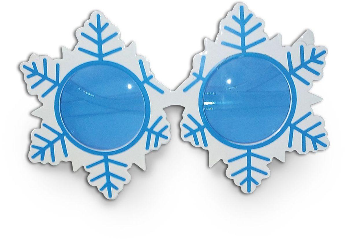 Partymania Очки для вечеринок Снежинки partymania очки для вечеринок губы