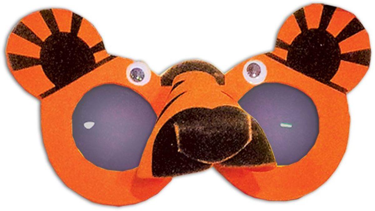 B&H Очки карнавальные детские Медведь