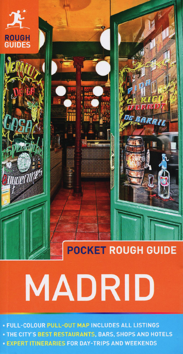 Madrid: Pocket Rough Guide dubai pocket guide