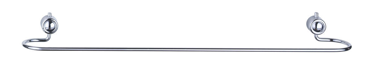Вешалка для полотенца Axentia Atlantik, настенная, с 1 планкой, 51 х 13 х 5 см диспенсер для мыла axentia lena 6 5 х 6 5 х 21 см