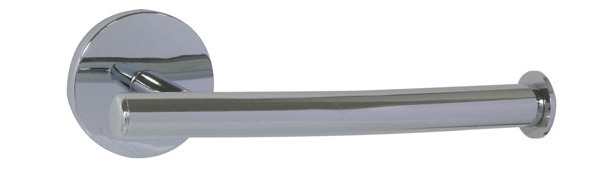 Держатель для туалетной бумаги Axentia Capri, 16,7 х 7,5 х 6 см держатель для туалетной бумаги axentia с накопителем для 3 рулонов высота 66 см