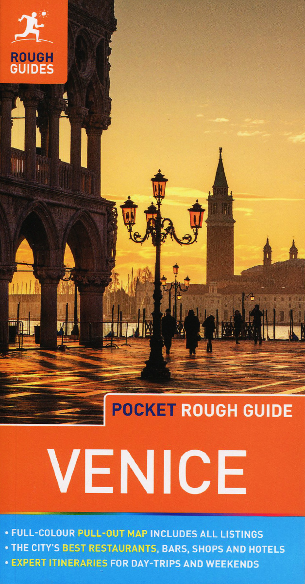 Venice: Pocket Rough Guide (+ карта) the rough guide to tokyo