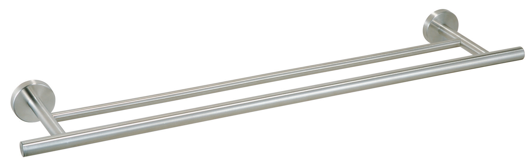 Вешалка для полотенец Axentia, настенная, с 2 планками, 70 х 13 х 5,5 см вешалка напольная axentia galant д полотенец сталь хромированная на основании мрамор