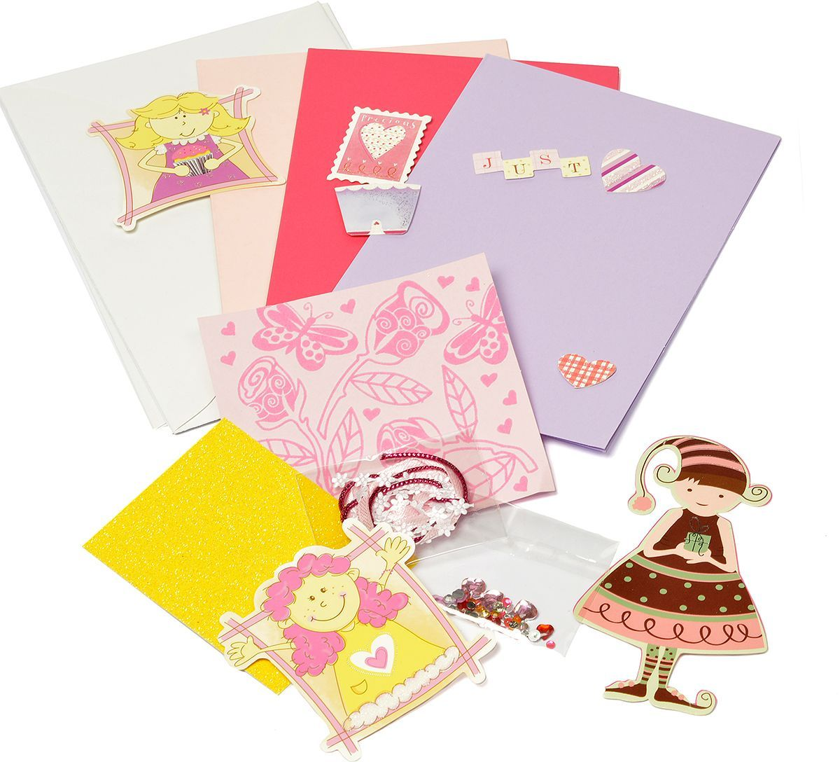 Производство наборов открыток, пожелания хорошего дня