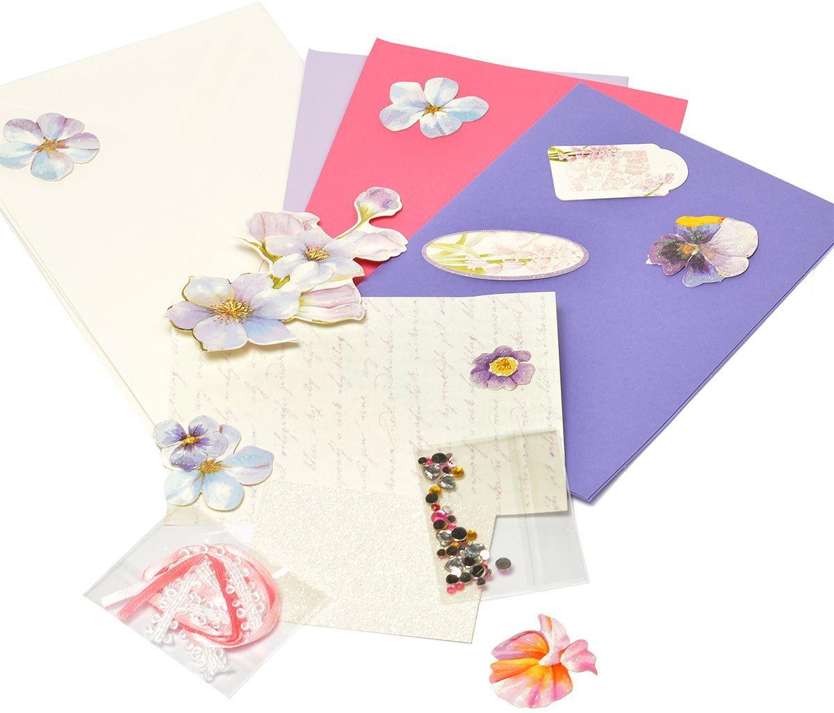 Набор для создания открыток Magic 4 Hobby, 11,5 x 17 см. MG.DIY-3.08 набор для создания открыток magic 4 hobby 11 5 x 17 см 11 5 x 21 см mg diy 6b 2