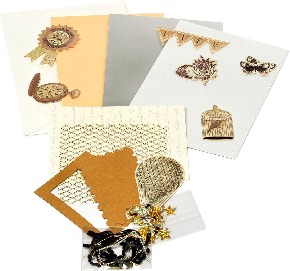 Набор для создания открыток Magic 4 Hobby, 11,5 x 17 см. MG.DIY-3A.4 набор для создания открыток magic 4 hobby 11 5 x 17 см 11 5 x 21 см mg diy 6b 2