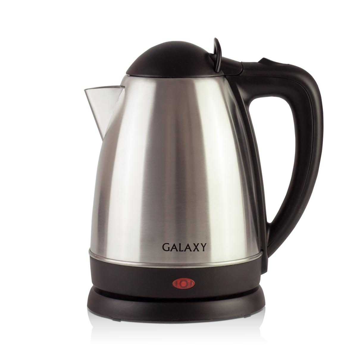Электрический чайник Galaxy GL 0316, Silver