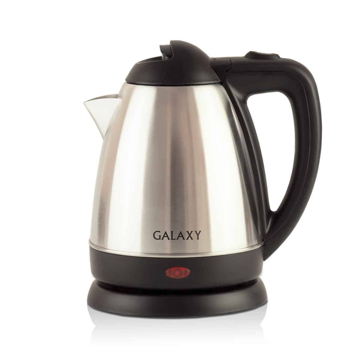 Электрический чайник Galaxy GL 0317, Silver