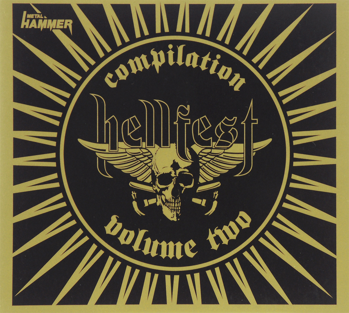 Machine Head,Unearth,The Haunted,Killswitch Engage,Caliban,Ektomorf,Kataklysm,Illdisposed,Disbelief,Hypocrisy,Cradle Of Filth,In Flames,Lacuna Coil,Amorphis,Amon Amarth,Dimmu Borgir,Legion The Damned,Trivium,Heaven Shall Burn,Soilwork Hellfest Compilation. Vol. 2 (2 CD)