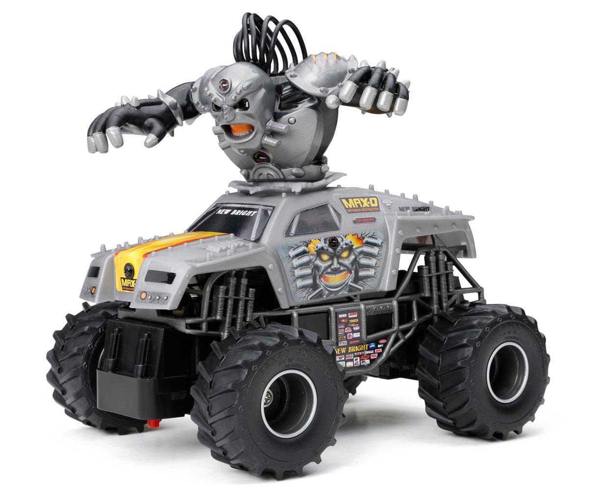 New Bright Радиоуправляемая модель Max-D Carnage Creature радиоуправляемые игрушки new bright